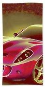 Ferrari 13 Beach Towel