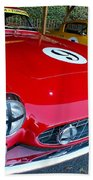 Ferrari 250 Gt Boano Beach Towel