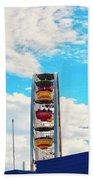Ferris Fun Beach Towel
