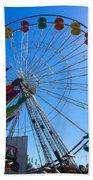 Ferris Wheel 6 Beach Towel
