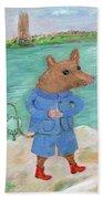 Ferry Mouse Beach Towel