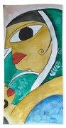 Fever Beach Towel