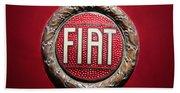 Fiat Emblem -1621c Beach Sheet