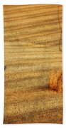 Field Of Gold #3 Beach Sheet