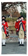 Fifes And Drums Beach Towel