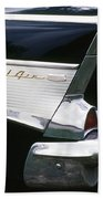 Fifty-seven Chevy Beach Towel