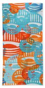 Fights Of Delight Beach Towel