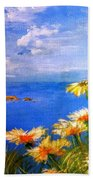 Filfla Fortitude Beach Towel