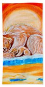 Final Days Beach Towel