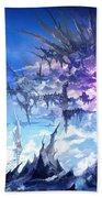 Final Fantasy Xiv A Realm Reborn Beach Towel