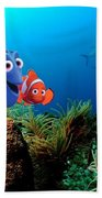 Finding Nemo Beach Sheet