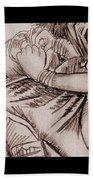 Fingers Beach Towel