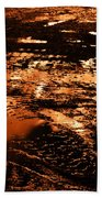 Fire And Water 2 Beach Towel