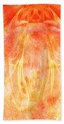 Fire Spirit Beach Towel