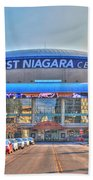 First Niagara Center Beach Towel