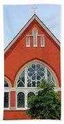 First United Methodist Church Tupelo Ms Beach Towel