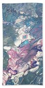 Fisch Under Water Beach Towel