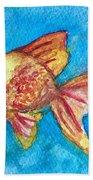 Fish Bowl Beach Towel