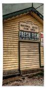 Fish Shed Beach Sheet