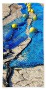 Fishing Beach Towel