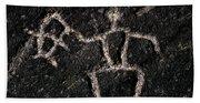 Fishing Petroglyph Beach Sheet
