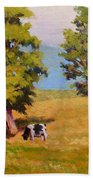 Five Oaks Beach Towel