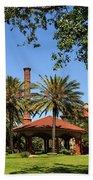 Flagler College, St Augustine Beach Towel
