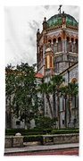 Flagler Memorial Presbyterian Church 2 Beach Towel