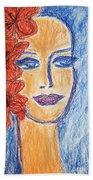 Flamenco Nights - Alicia Beach Towel
