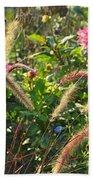 Fleurs Des Champs Beach Sheet