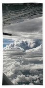 Flight Of Dreams Beach Towel