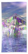 Floating Fractal Beach Sheet