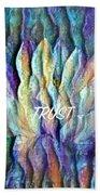 Floating Lotus - Trust Beach Towel
