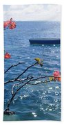 Floating Tranquility Beach Towel