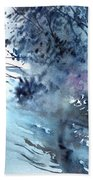 Flooding Beach Towel