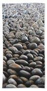 Floor Of Rocks Beach Towel
