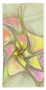 Floral 2-19-10-a Beach Towel