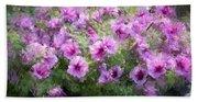 Floral Study 053010 Beach Towel