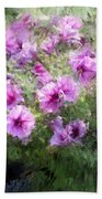 Floral Study 053010 Beach Towel