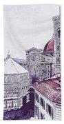 Florence - 19 Beach Towel