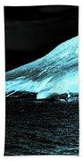 Fluorescent Rock Beach Towel