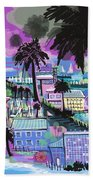 Florida 2 Beach Towel