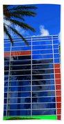 Florida Colors Beach Towel