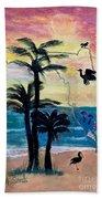 Florida Images Beach Towel