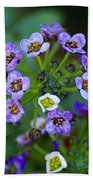 Flower 2 Beach Towel