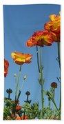 Flower  Dance Beach Towel