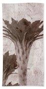 Flower-g Beach Towel