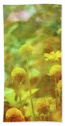 Flower Garden 1310 Idp_2 Beach Towel