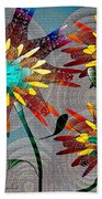 Flowering Dreams Beach Towel