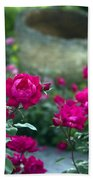 Flowering Landscape Beach Towel